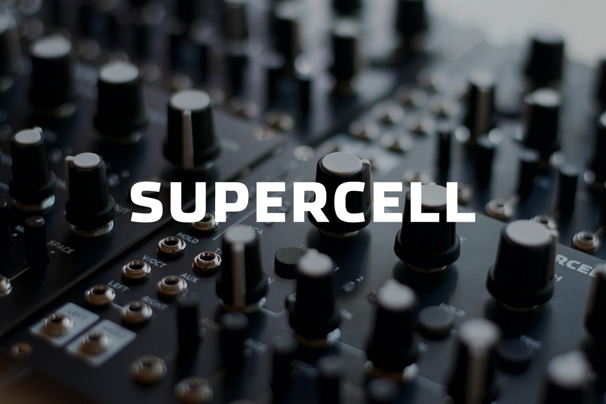 Grayscale Supercell - an expanded version of Clouds by Mutable Instruments